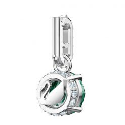 Swarovski Remix Collection Charm, maggio, verde, placcatura rodio - 5437321