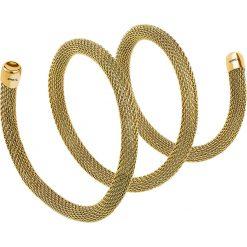 Bracciale Collana Breil New Snake Acciaio Dorato Modellabile - TJ2712