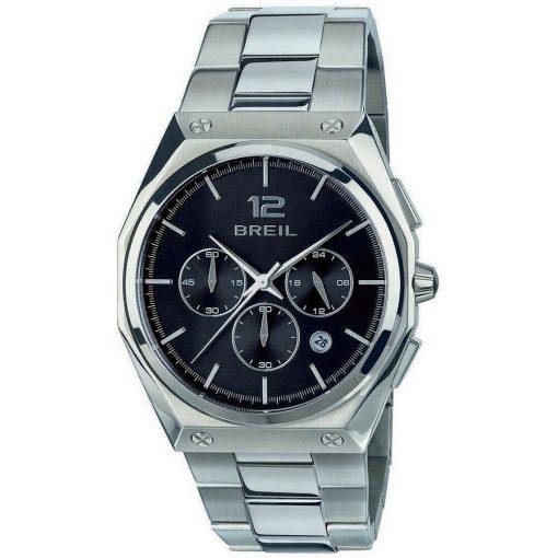 BREIL Orologio Cronografo Uomo Collezione Four X Colore Silver- TW1843