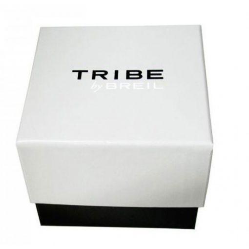 Orologio BREIL Tribe Classic Eleganc Uomo Cronografo Acciaio Nero - EW0358
